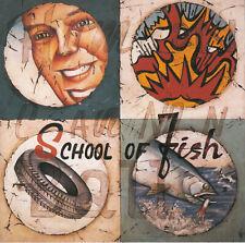 School Of Fish - Human Cannonball CD 1993 Alternative Rock