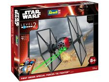 REVELL KIT 1:35 STAR WARS FIRST ORDER SPECIAL FORCES TIE FIGHTER EASY KIT  06693