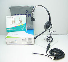 ADD800-04 Headset for Avaya 1608 1616 9610 9611 9620 9630 & Cisco 7905 7910 7912