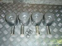 LAND ROVER DEFENDER 300TDI PISTONS STD x 4 - STC298220 +020'' (+0.50mm)