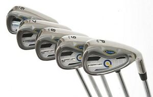 Golf Club Set - 6 to PW - Unique Simple Concept *RRP £199*