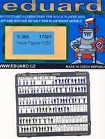eduard Ätzteile - Naval Figrures Besatzung Marine Flugzeuträger Figuren - 1:350