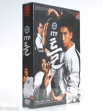 ITF TUL Mooto Tae Kwon Do Material Korean Martial Arts Taekwondo 2 DVD