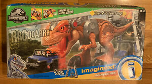 Jurassic World Imaginext Jurassic Rex - BRAND NEW