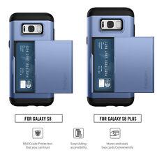 Galaxy S8 Case Spigen Slim Armor CS Cover - Blue Coral