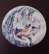 Alain Jacquet : Photolithographie signée numérotée Survival of the planet 1975