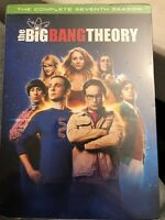 The Big Bang Theory: The Complete Seventh Season - DVD 3 disc New,