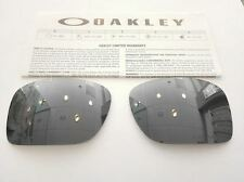 Lentes Oakley Turbine Oo9263 08 Black Iridium Polarized Replacement lenses Lenti