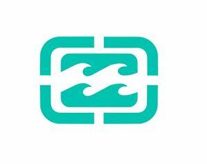 Billabong -Decal Logo Sticker