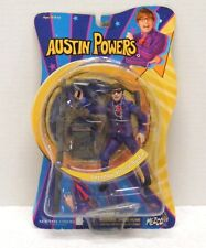 Nip 2002 Austin Powers Carnaby Street Austin Action Figure