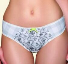 1-PAIR-SMALL-UK-10-BNWT FREYA ADELE MATCHING THONG-WHITE--AA-4567-WHE