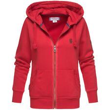 Marikoo Women's Sweat Jacket Hoodie Between-Seasons Sweatshirt