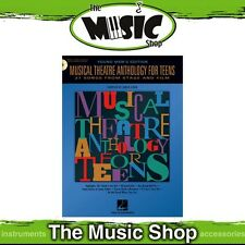 New Musical Theatre Anthology for Teens: Young Men's Edition Music Book & CD