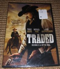 Traded (DVD, 2016) Kris Kristofferson, Trace Adkins, Michael Pare, New Sealed