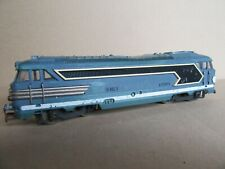 6M Jouef France Réf 841 Ho Locomotive BB 67001 SNCF 1:87