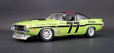 1:18 GMP Acem 1970 Dodge Challenger SAM POSEY #77 Trans Am