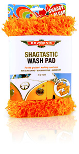 Bowden's Own Shagtastic Wash Pad Perfect for Porsche vehicles - Carrera Boxster