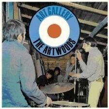 "THE ARTWOODS ""ART GALLERY"" CD NEU"