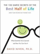 100 Simple Secrets of the Best Half of Life: What Scientists Have-ExLibrary