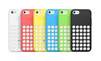 Genuine Apple iPhone 5c Case Cover Dot Silicone - Brand New Sealed
