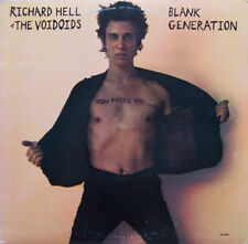 CD Album Richard Hell Voidoids Blank Generation (Mini LP Style Card Case) PUNK *