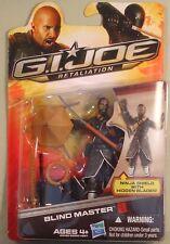 G.I. Joe Retaliation Blind Master 2012 copyright new in package