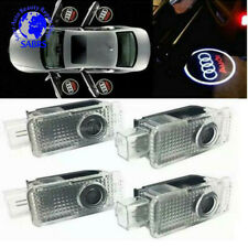 For Ghost Laser Car Light Courtesy Door Projector LED Shadow Logo 4x Audi