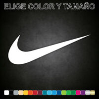 Vinilo adhesivo NIKE, pegatina, logo, autocollant, adesivi, air, sticker, decal.