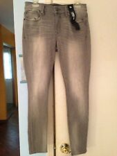 Women's New With Tags Grey Express Jeans Mid Rise Legging in Size 10R