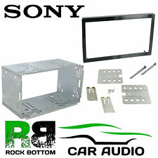 SONY WX-GT90BT 100MM Replacement Double Din Car Stereo Radio Headunit Cage Kit