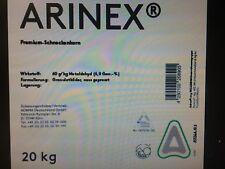 § 20 kg Arinex Profi Schneckenkorn geg. Schnecken Nacktschnecken Metaldehyd 6 %!