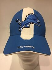 Detroit Lions NFL Reebok Streak One Size Flex Fit Hat Cap Football NFC North