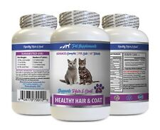 cats immune support - CATS HAIR AND COAT HEALTH 1B - cat mineral supplement
