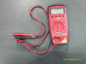 Amprobe 34XR-A True RMS Digital Multimeter