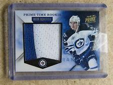 11-12 Panini Time Rookie Prime Jersey Prime #4 MARK SCHEIFELE /25
