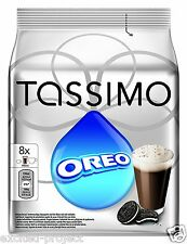 TASSIMO - Original OREO Biscuit Flavor - 8 Portions - from Germany