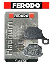 ZUNDAPP KS80 SUPER 1980- Front Ferodo Platinum Brake Pads FA047