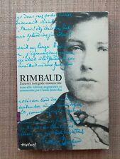 Rimbaud : œuvre intégrale manuscrite (coffret 3 volumes) [Textuel, 2004]