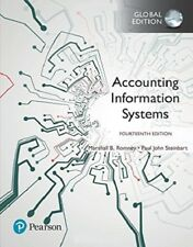 NEW 3 Days 2 AUS Accounting Information Systems 14th Edition Marshall Romney 14E