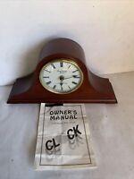 Strausbourg Manor Quartz Westminster chime  Clock