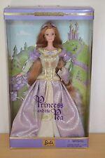 2001 Edicion Coleccionista Princesa serie Princesa & the Guisante Barbie