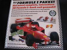 Book Het Formule 1 Pakket, Ron van der Meer / Adam Cooper (Nederlands)