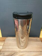 Starbuck's Siren Stainless Steel Travel Tumbler 16oz, 475ml - Scratched