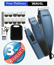 WAHL Complete Mains Hair Clipper Gift Set Beard Trimmer Hair Cutting Machine Kit