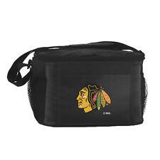Chicago Blackhawks Kolder Kooler Bag 6pk [NEW] Cooler Lunch Tailgate Travel NHL