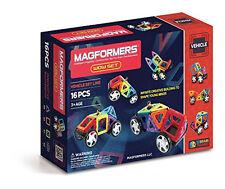 Magformers WOW Set Magnetbaukasten Magnetformen Kindergarten Kindertagesstätte