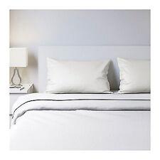Ikea Nattjasmin Sheet Set Queen White 903 437 01