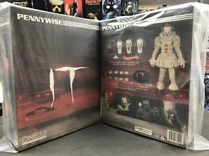 Mezco Pennywise IT 2017 Figure One:12 Collective Brand New In Stock