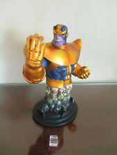 Thanos Bowen Designs THANOS Mini Bust Statue Cosmic Cube Avengers