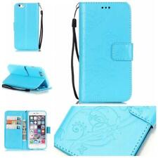PU Leather Wallet Card Slot Case Cover + Screen Protector For Apple iPod Touch 5